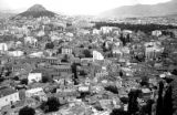 Greece, view of Athens and Mount Lycabettus