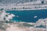Greece, view of lake in Attica