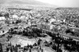 Greece, view of Athens from Acropolis