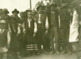 Ukraine, group photograph of Ruthenians