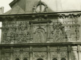 Ukraine, detail of upper part of church