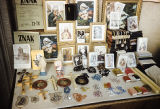 Poland, display of religious items for sale