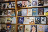 Hungary, display of children's books
