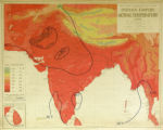 Indian Empire Actual Temperature June