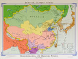 Disintegration of Manchu Power, 1865-1905