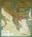 [New map of the Greek Peninsula]