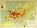 Europe: Density of Population