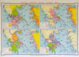 Sequence Map of Greece