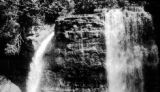 United States, view of Miners Falls in Pictured Rocks National Lakeshore