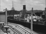 Panama Canal (South End) [Motion Picture Film]