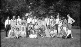 United States, Gamma Alpha picnic group in Illinois