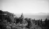 Nevada, view of Lake Tahoe