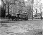 Washington (D.C.), horse-drawn Herdic carriage