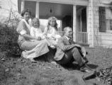 Bronxville (New York), Helen Ripley Clapp, Frederick G Clapp, and Clapp girls