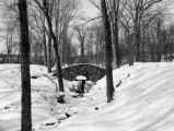 Bronxville (New York), Lawrence Park in winter