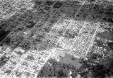 Guatemala (Guatemala), aerial view of city