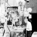 United States, street vendor in Chinatown in Manhattan