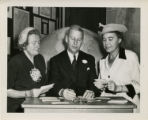 AGS Centennial Celebration, dinner photographs, 1952