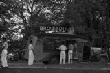 Guam, food stand named 'Brown Derby'