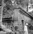 Angkor Wat (Cambodia), laterite at temple ruins