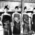 Maha Sarakham province (Thailand), Putai women in native dress