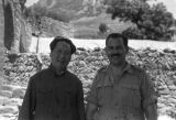 Yanan (China), Mao Zedong and Harrison Forman