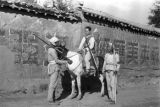 Yanan (China), Eighth Route Army scout on horseback