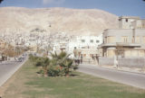 Syria, panoramic view of the city