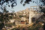 Malula (Syria), city on a hillside