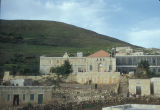 Syria, panoramic view of a religious complex