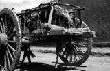 China, wooden wagon