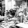 Shanghai (China), vendors selling United States military goods