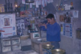 Esfahan province (Iran), local shop