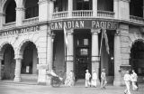 Shanghai (China), Canadian Pacific headquarters