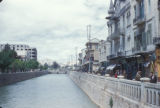 Damascus (Syria), Baradā river passing though the city