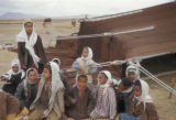 Syria, Bedouin children