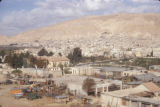 Damascus (Syria), panoramic view of the city