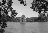 Hà Nội (Vietnam), Turtle Tower on Sword Lake