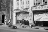 Singapore, street scene with Shaik Ally & Sons General Merchant store