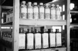 China, American-made bottled medicines on shelf
