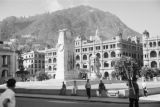 Victoria (Hong Kong), view of Statue Square and Prince's Building