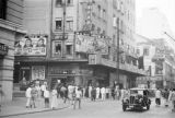 Victoria (Hong Kong), street scene with King's Theater