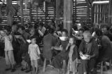Hong Kong (China), people receiving food relief at The Salvation Army Food Kitchen