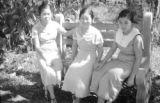 Philippines, three young women