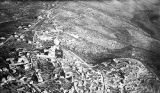 Israel, aerial view of Bethlehem