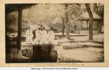 South Korea, view of Huwon (garden) in Chandokkung palace in Seoul