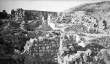 Sabasṭīyah (Israel), foundation of palace at ancient city of Samaria