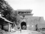 Shanhaiguan (China), first gate in the Great Wall of China on Shanhaiguan Pass