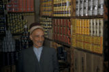 Baghdad (Iraq), display of canned and packaged goods