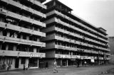 Hong Kong, view of Shek Kip Mei Estate public housing complex in New Kowloon
